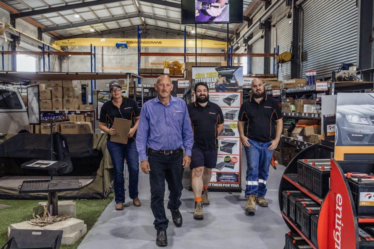 DOM Parts Team