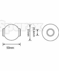 Sparex S.33008 - Dimensions 2