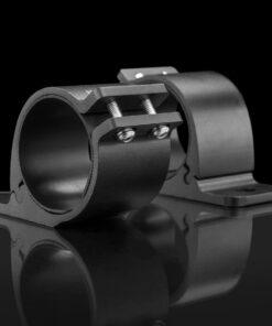 60mm to 65mm Tube Clamp Bull Bar Mounting Brackets Black
