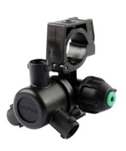 Hypro 3-Way Nozzle Body Viton-2
