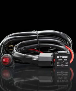 STEDI LED Work Light Wiring Kit Loom Harness (Not high beam triggered)
